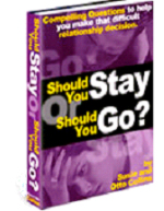 Should You Stay or Should You Go? Susie & Otto Collins
